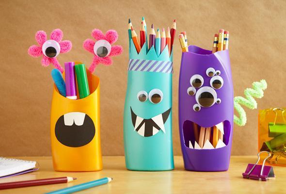tempat-pensil-dari-botol-bekas-2
